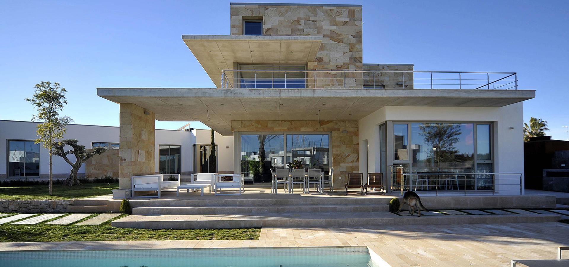 Chiarri arquitectura arquitectos en valencia homify - Arquitectos valencia ...