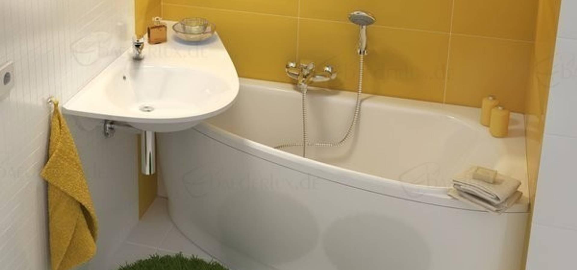 kleine badewannen von stach daiker gbr homify. Black Bedroom Furniture Sets. Home Design Ideas