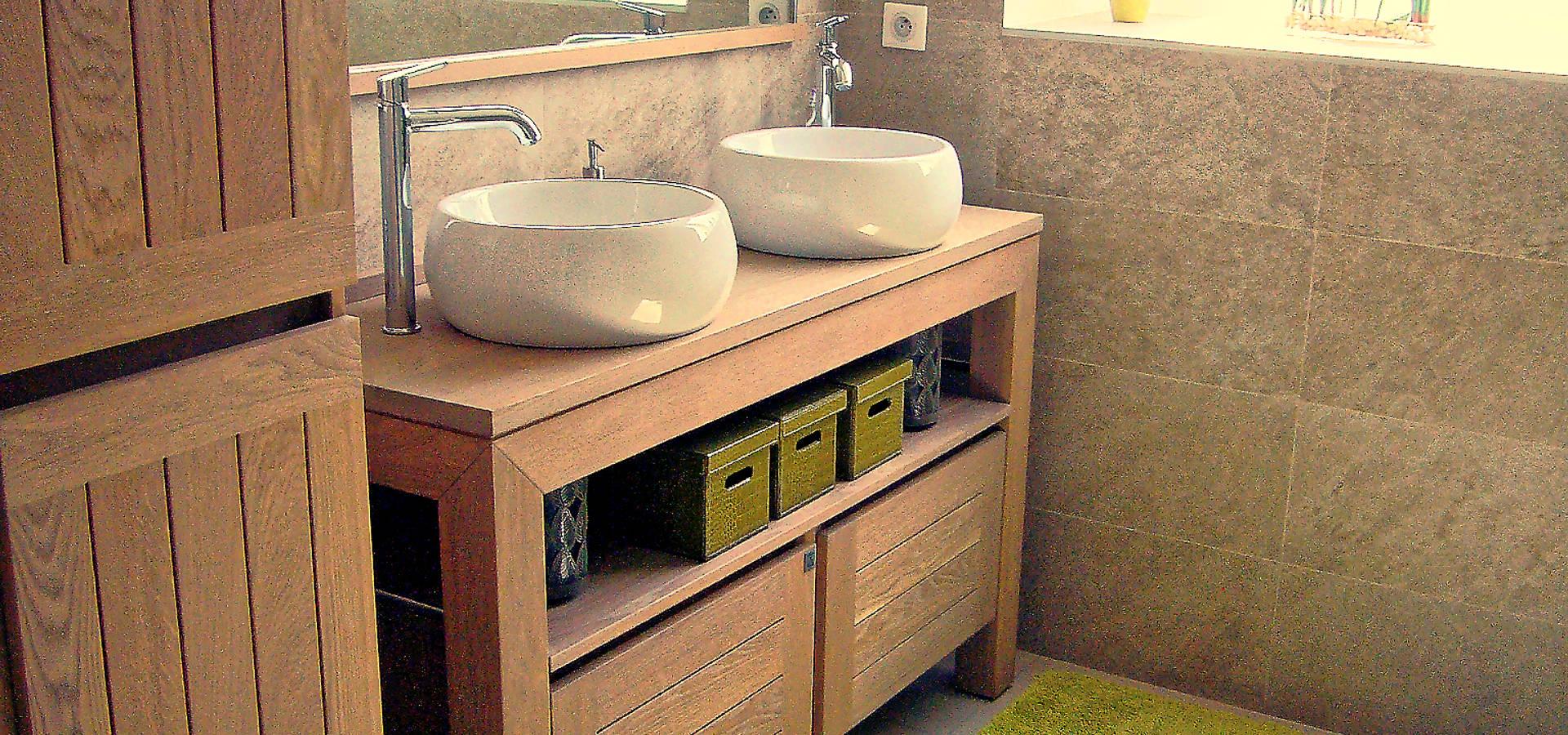 baom cr ateurs de salle de bains saint nom la breteche sur homify. Black Bedroom Furniture Sets. Home Design Ideas