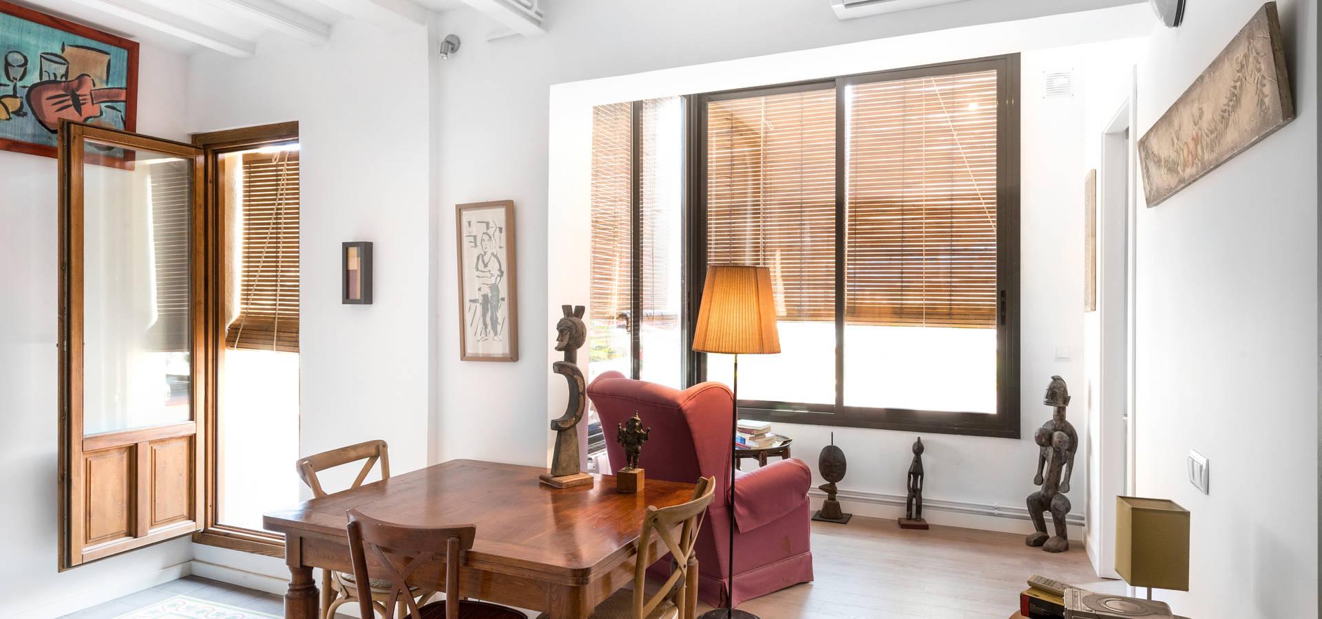 Mu estudio arquitectura profesjonali ci w kategorii architekci w miejscowo ci barcelona homify - Estudio arquitectura barcelona ...