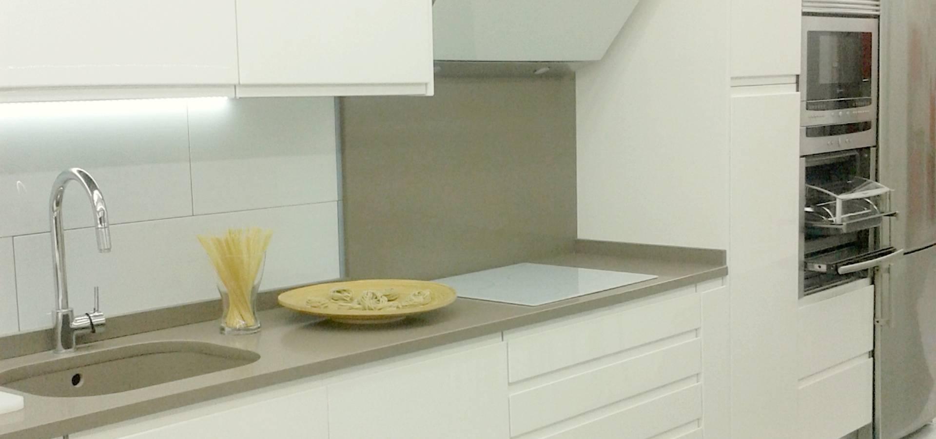 Cocina integral ch dise adores de cocinas en madrid homify - Disenadores de cocinas ...