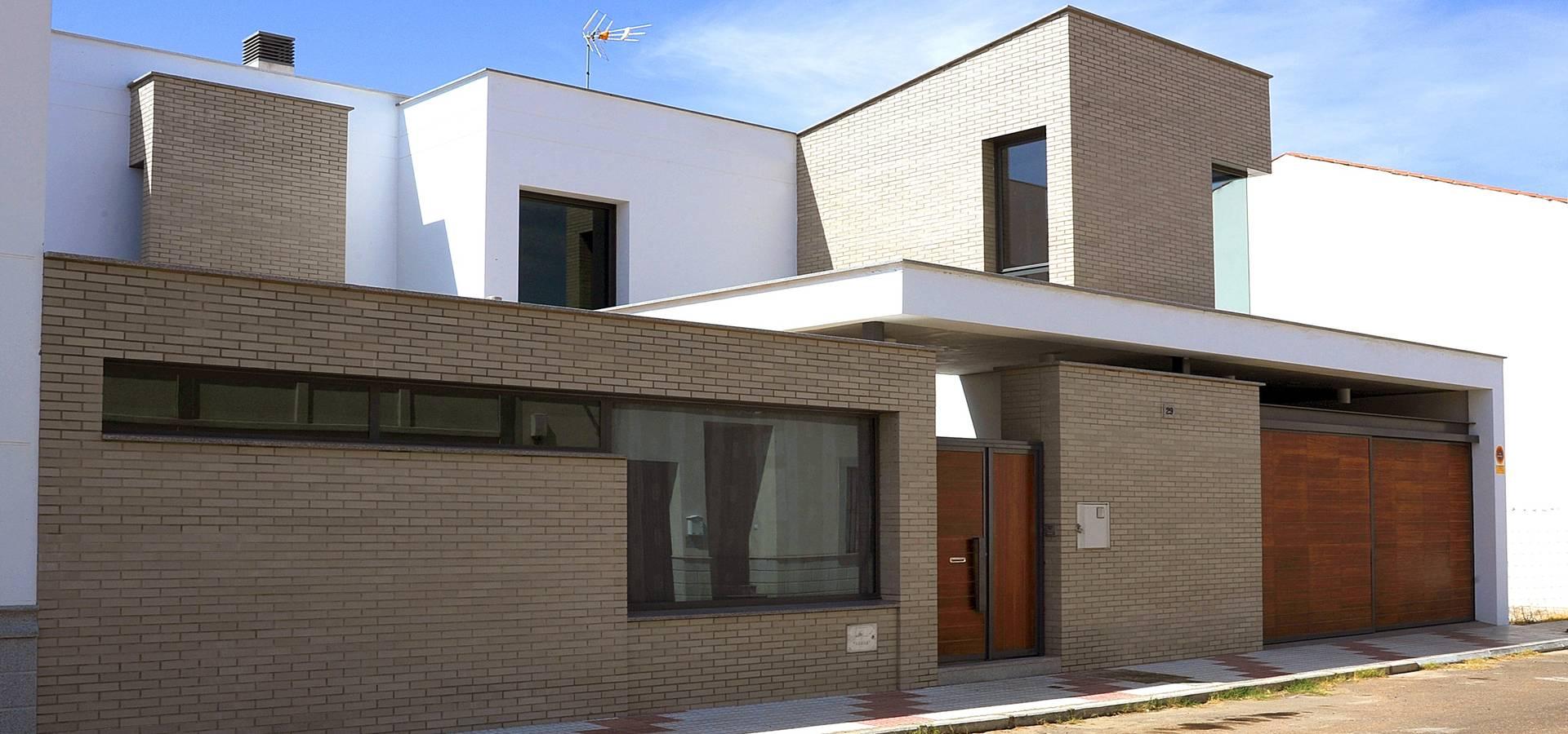 Estudio p arquitecto arquitectos en sevilla homify - Arquitectos de sevilla ...