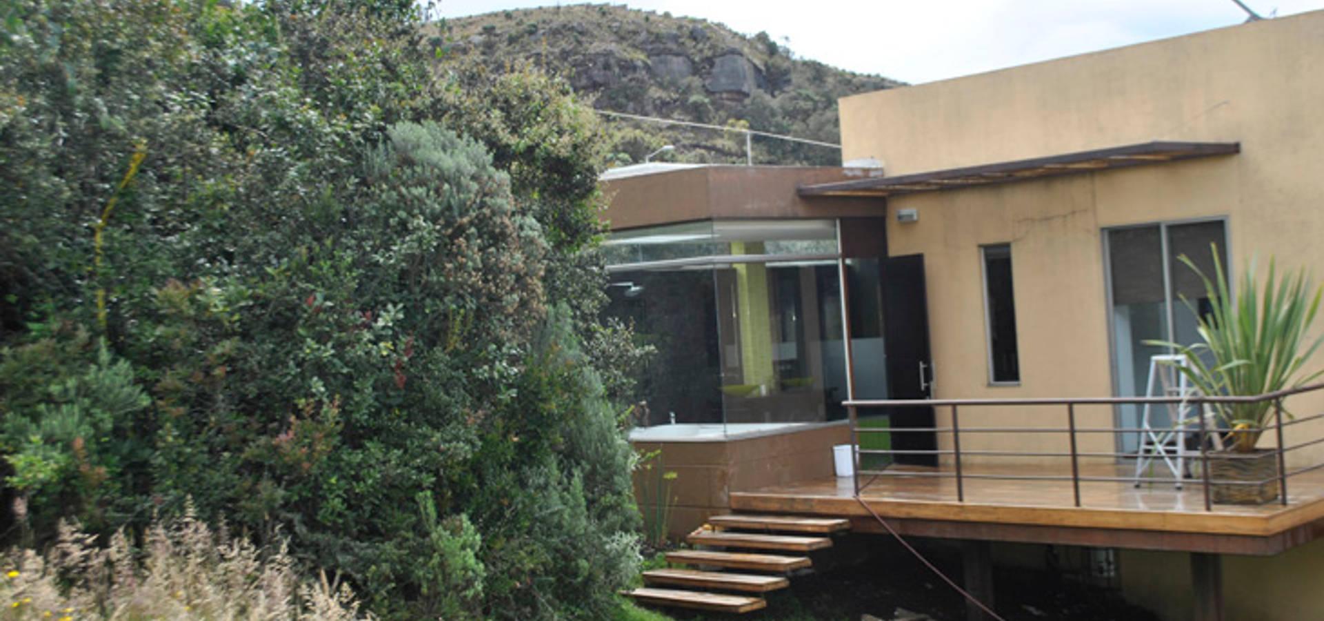 Arquitectura mgc architetti a bogota homify for La migliore casa progetta lo stile indiano