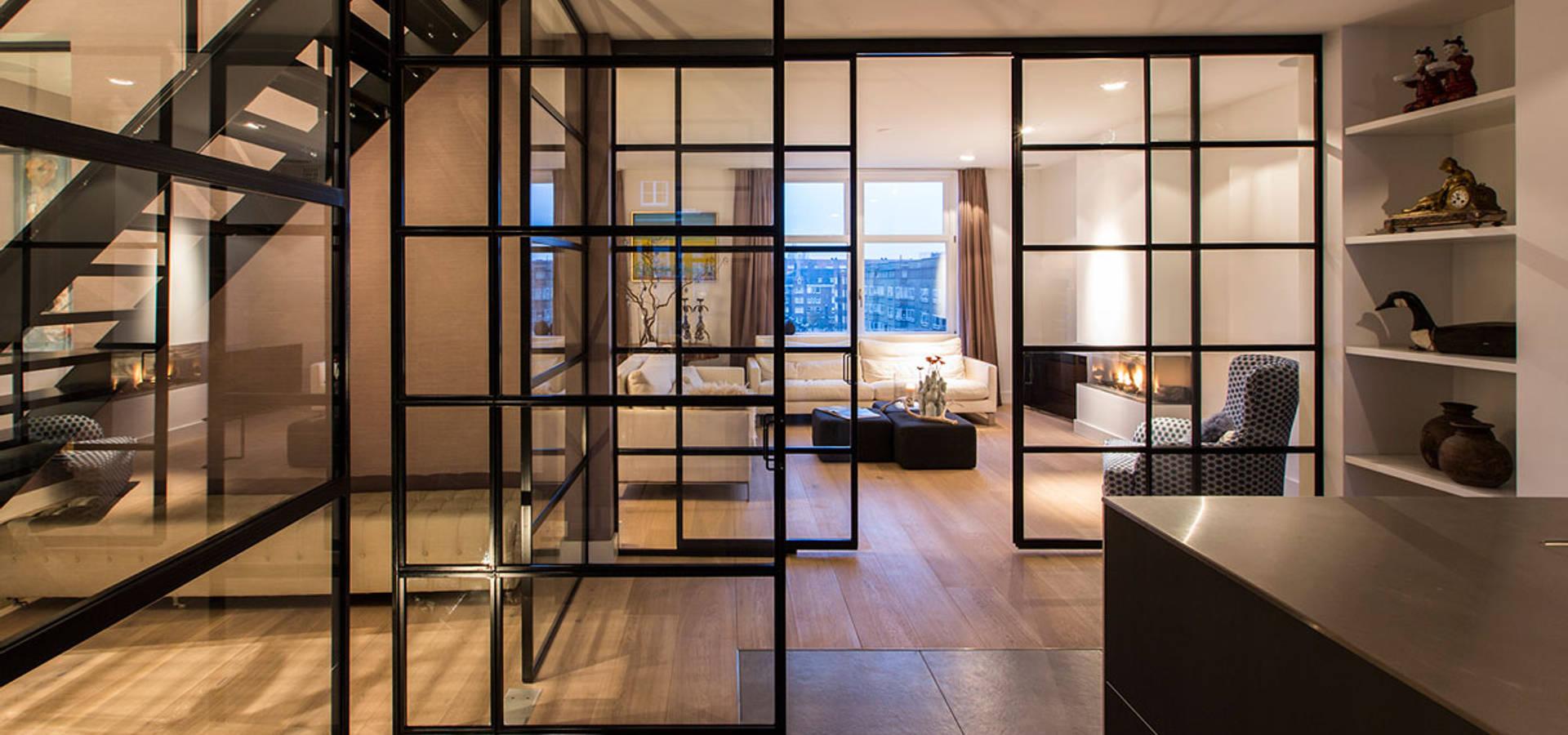 Landelijke rietgedekte villa naarden door denoldervleugels for Design of appartement