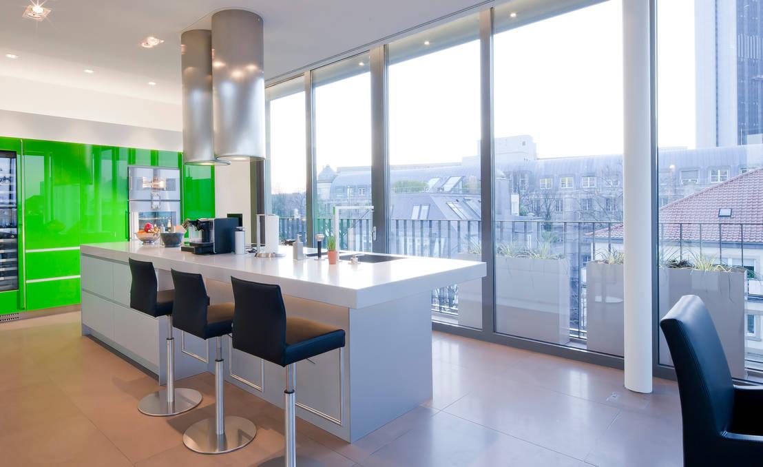 k che in apple green von kern design gmbh innenarchitektur einrichtung homify. Black Bedroom Furniture Sets. Home Design Ideas