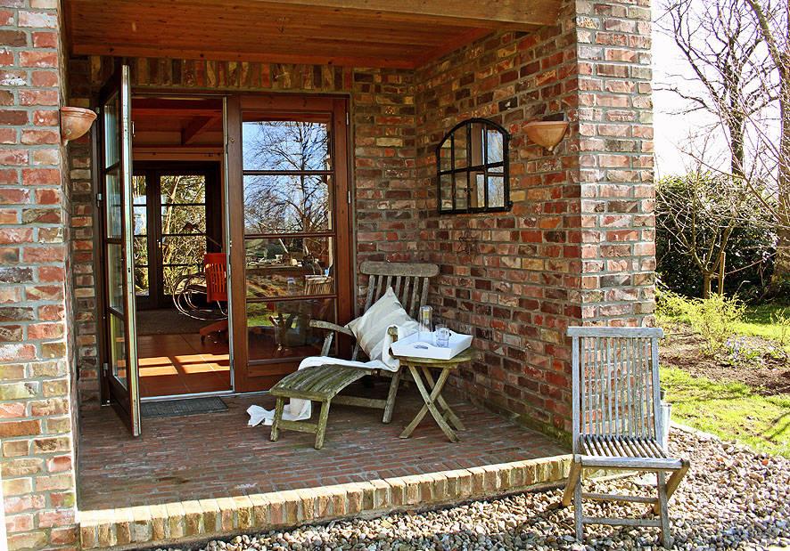 Landhaus living for Bilder von terrassen