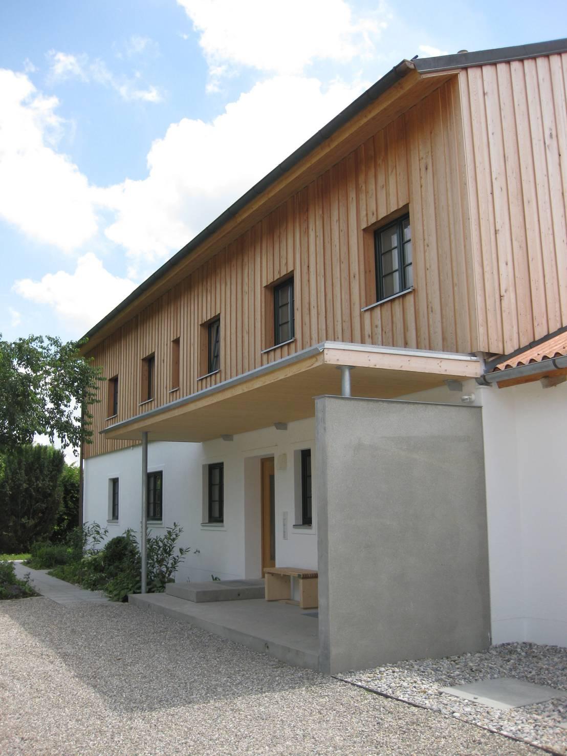 landhaus von architekt armin h gele homify. Black Bedroom Furniture Sets. Home Design Ideas