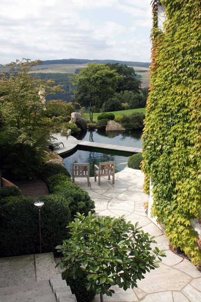 Faszinierend Homify Garten Ideen Von Kompletter St. En By Kirchner + Teich