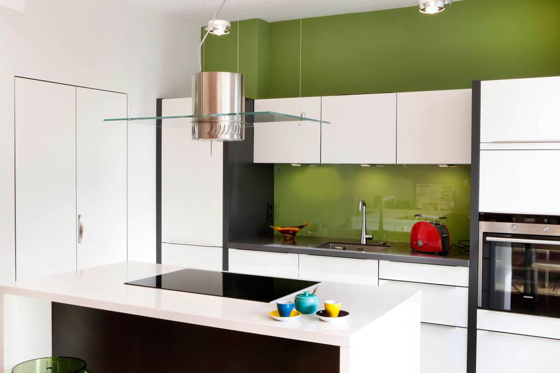 Küche Altbremer Haus von schulz.rooms | homify