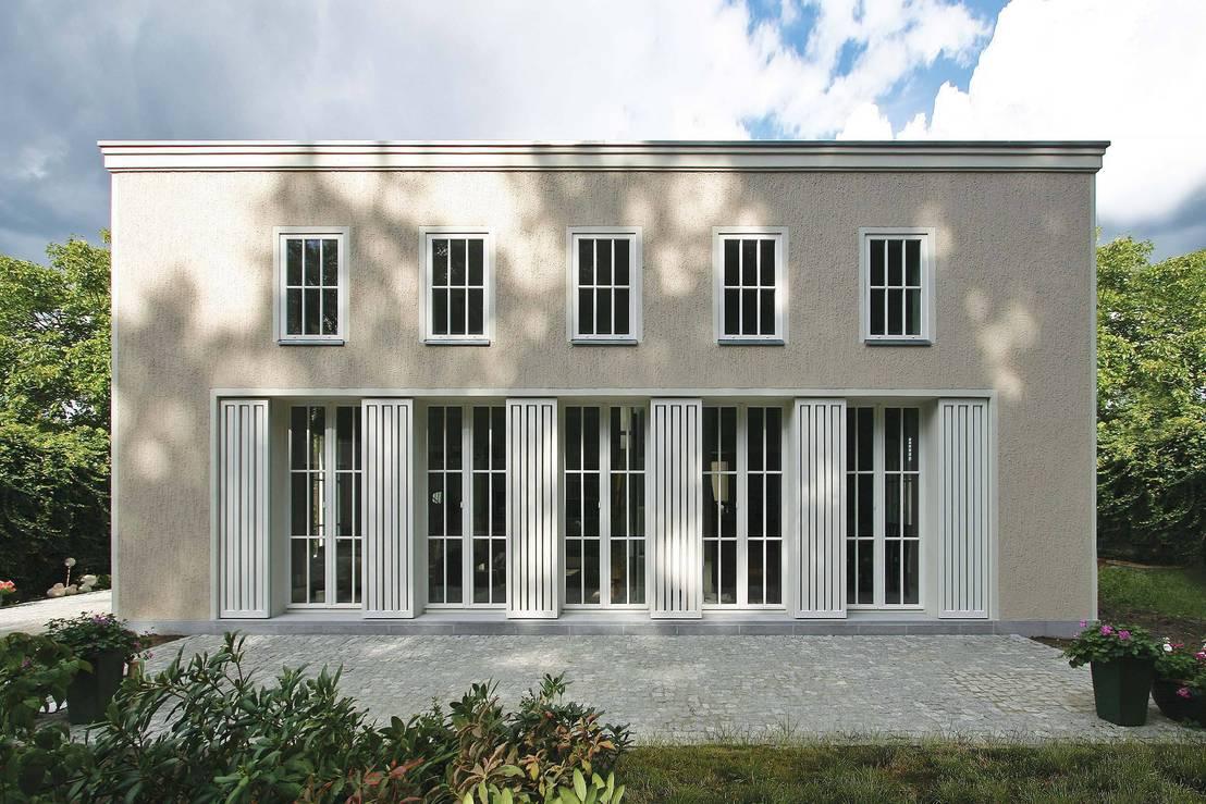 Natürlich im Grünen! - Landhaus im Spreewald by CG VOGEL ARCHITEKTEN ...