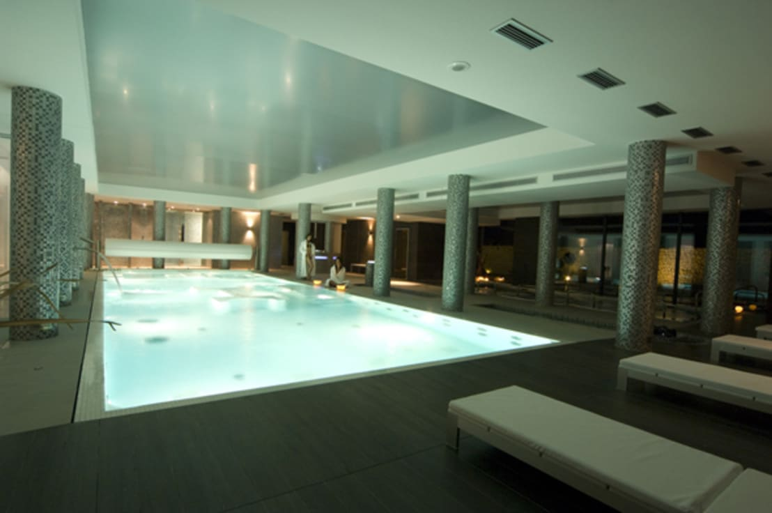 Spa en sha wellness clinic de gunitec concept pools homify - Sha wellness spa ...