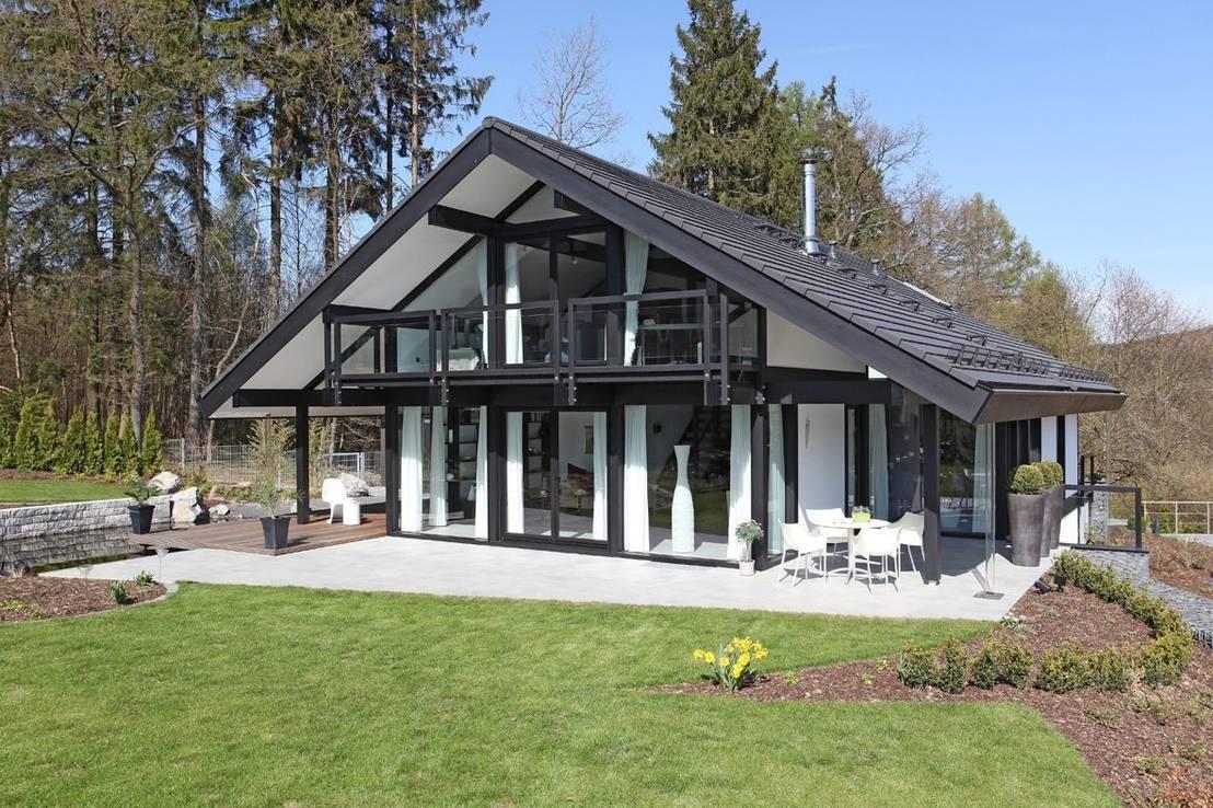 traum alterswohnsitz im westerwald von davinci haus gmbh co kg homify. Black Bedroom Furniture Sets. Home Design Ideas