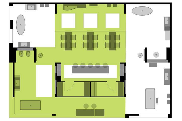 Stand regia de lucarelli rapisarda architettura design for Architettura design