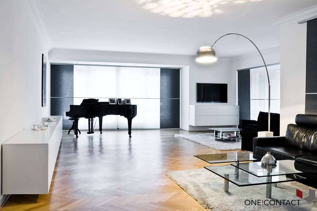 stille noblesse von one contact planungsb ro gmbh homify. Black Bedroom Furniture Sets. Home Design Ideas
