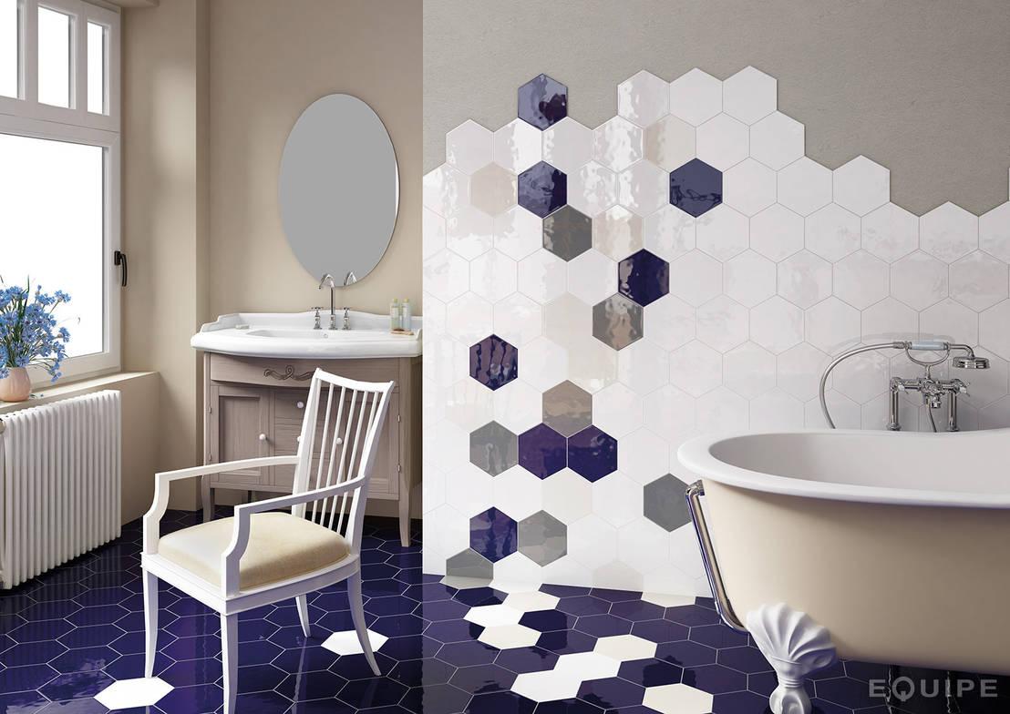 Meraviglie della ceramica in casa le piastrelle per il - Sovrapposizione piastrelle bagno ...