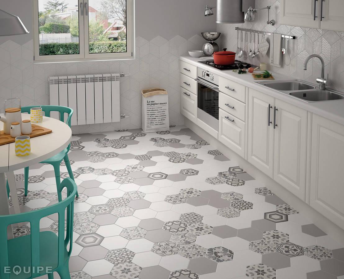 7 tipos de baldosas para revestir tu casa - Tipos de azulejos para cocina ...