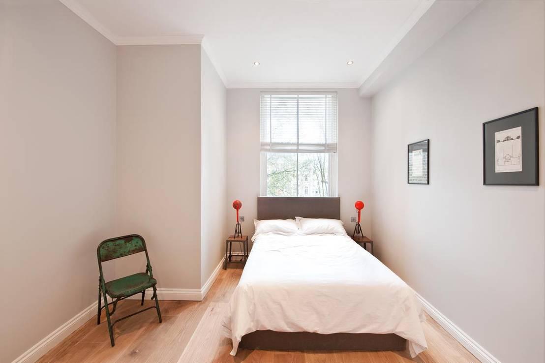 9 modi per decorare le pareti in un appartamento piccolo for Ardesia per cucinare