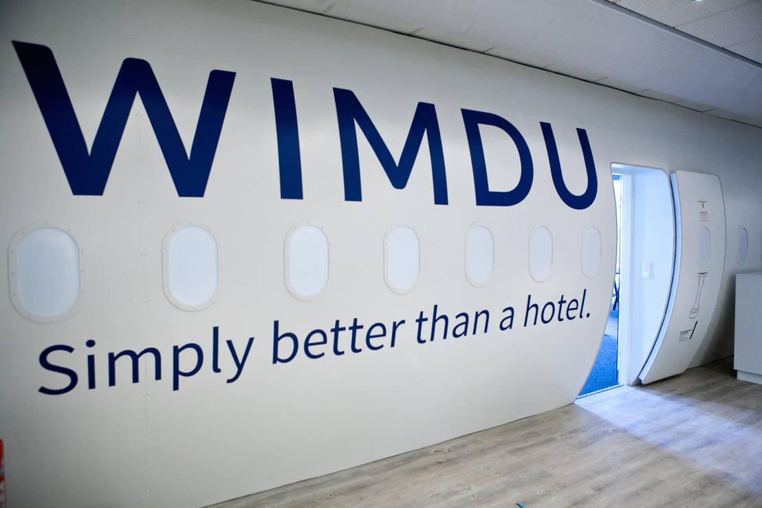 Wimdu office berlin von sabine oster architektur for Sabine oster