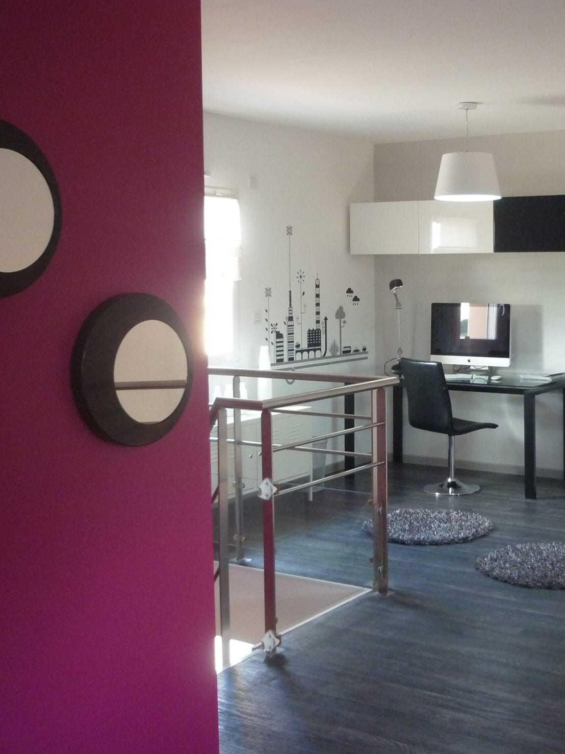 un amour de maison espace d tente en mode design homify. Black Bedroom Furniture Sets. Home Design Ideas