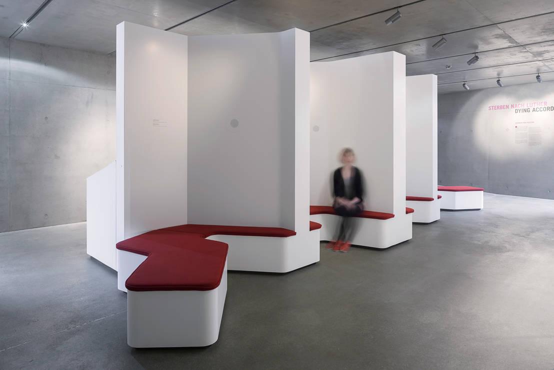 museum luthers sterbehaus von neumann schneider architekten homify. Black Bedroom Furniture Sets. Home Design Ideas