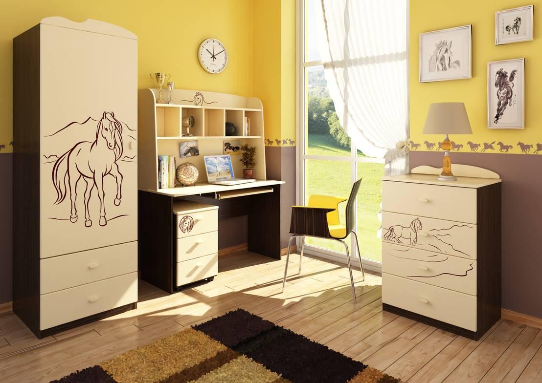kinderzimmer jenseits von rosa und blau. Black Bedroom Furniture Sets. Home Design Ideas