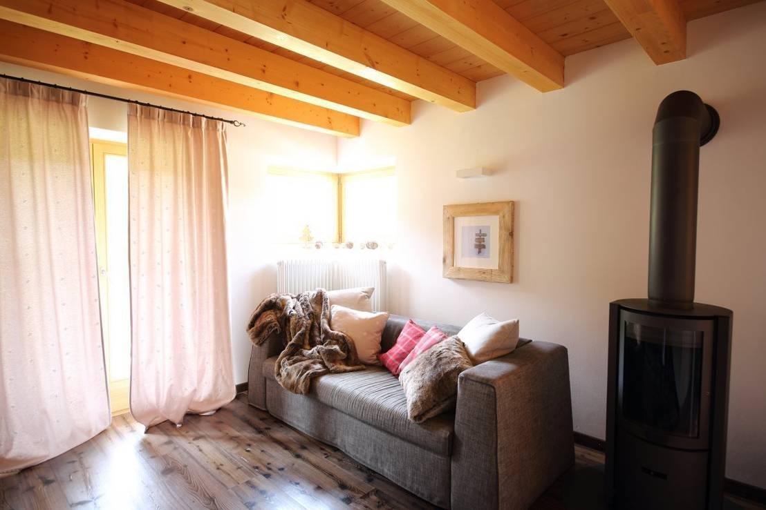 Interior design: una seconda casa di montagna,ispirazioni moderne ...