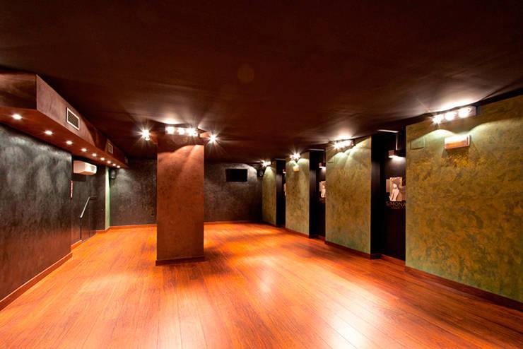 Proyecto y reforma de restaurante en madrid por for Restaurante escuela de arquitectos madrid