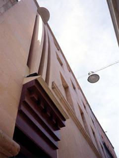 Ampliaci n y reforma de la sede del colegio de de notarios de barcelona de estudio de - Colegio de notarios de barcelona ...