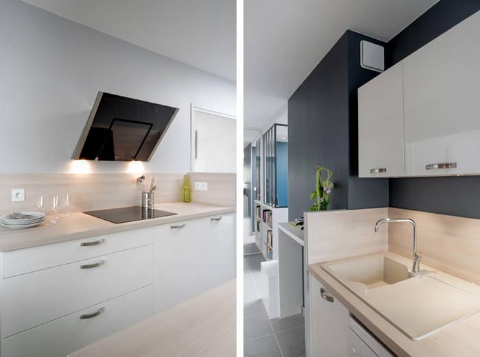Appartement lyon 07 de marion lano architecte d - Marion lanoe architecte d interieur ...