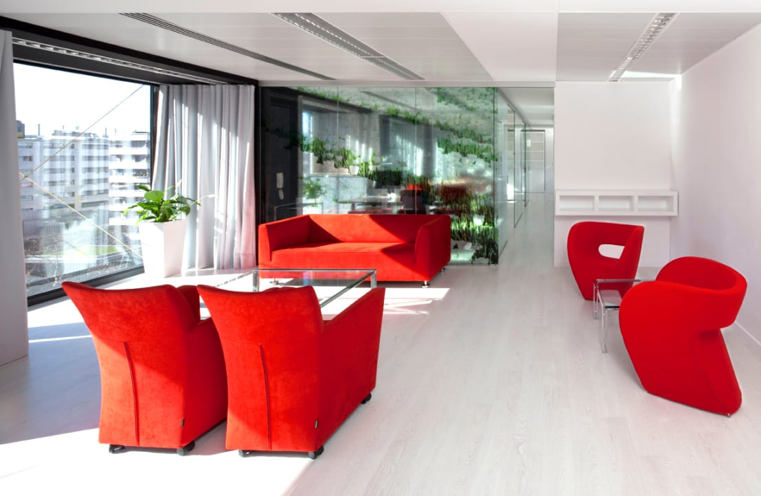 Oficina comercial de los paises bajos en barcelona door estudio kaw homify - Consulado holandes barcelona ...