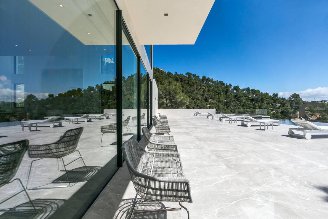 Casa infinity por concepto proyectos de arquitectura homify for Concepto de arquitectura