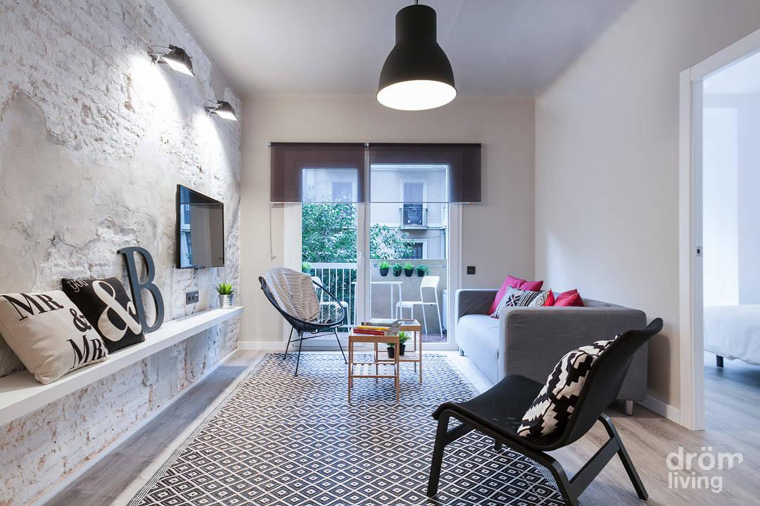 Tips voor het inrichten van een kleine woonkamer for Interieur ideeen gang
