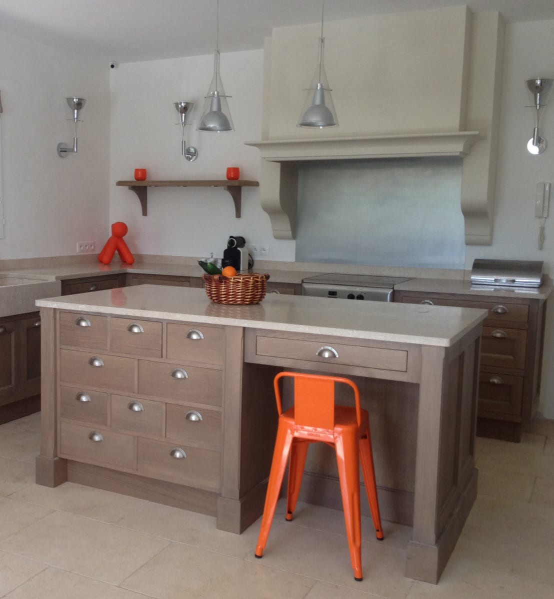 cuisines by ateliers poivre d 39 ane homify. Black Bedroom Furniture Sets. Home Design Ideas