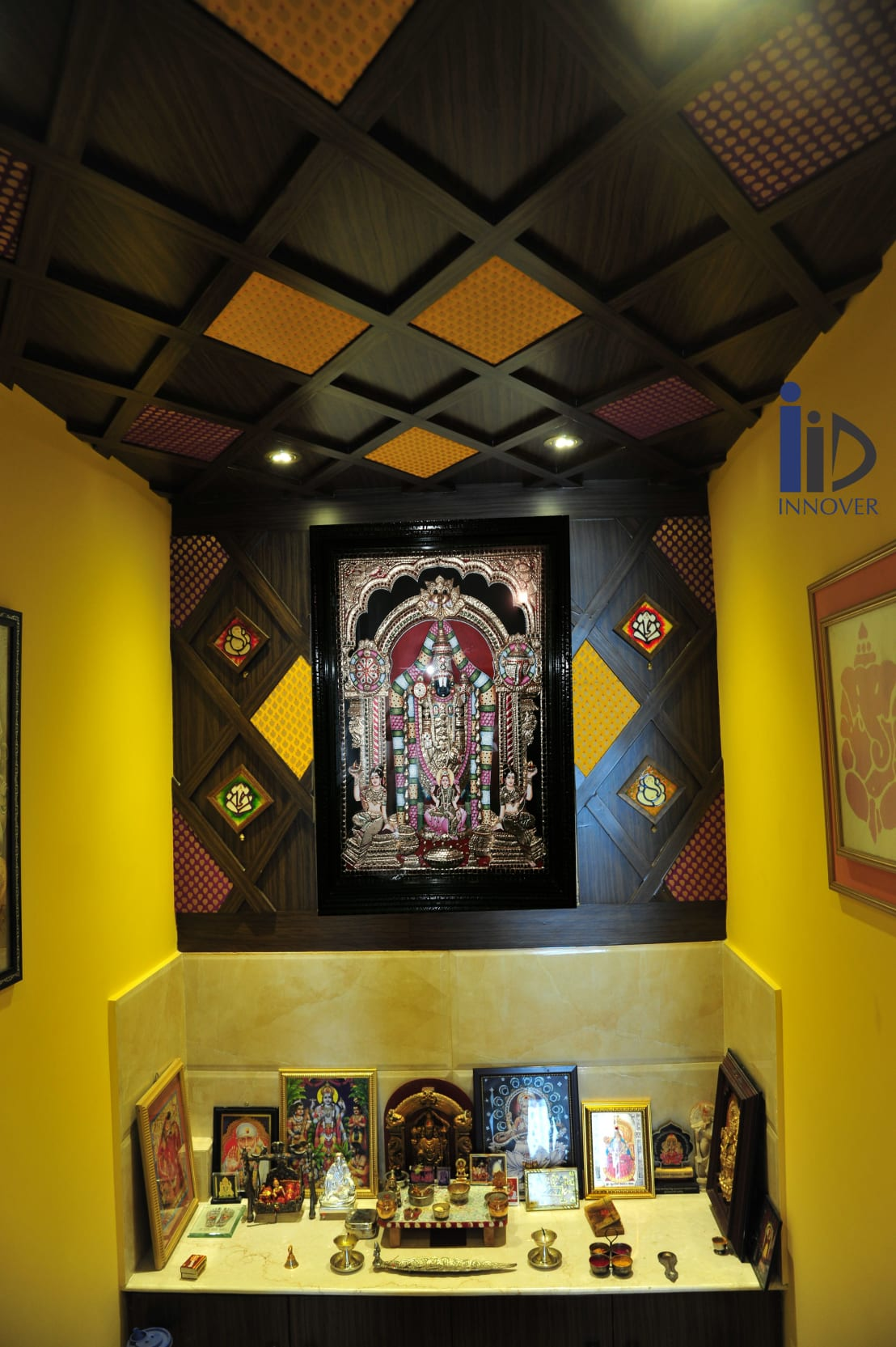7 Stunning Pooja Room Decorations