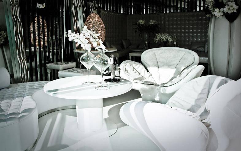 Luxury villas by architect ante vrban di vgnewtrend homify for Soggiorno in stile new england