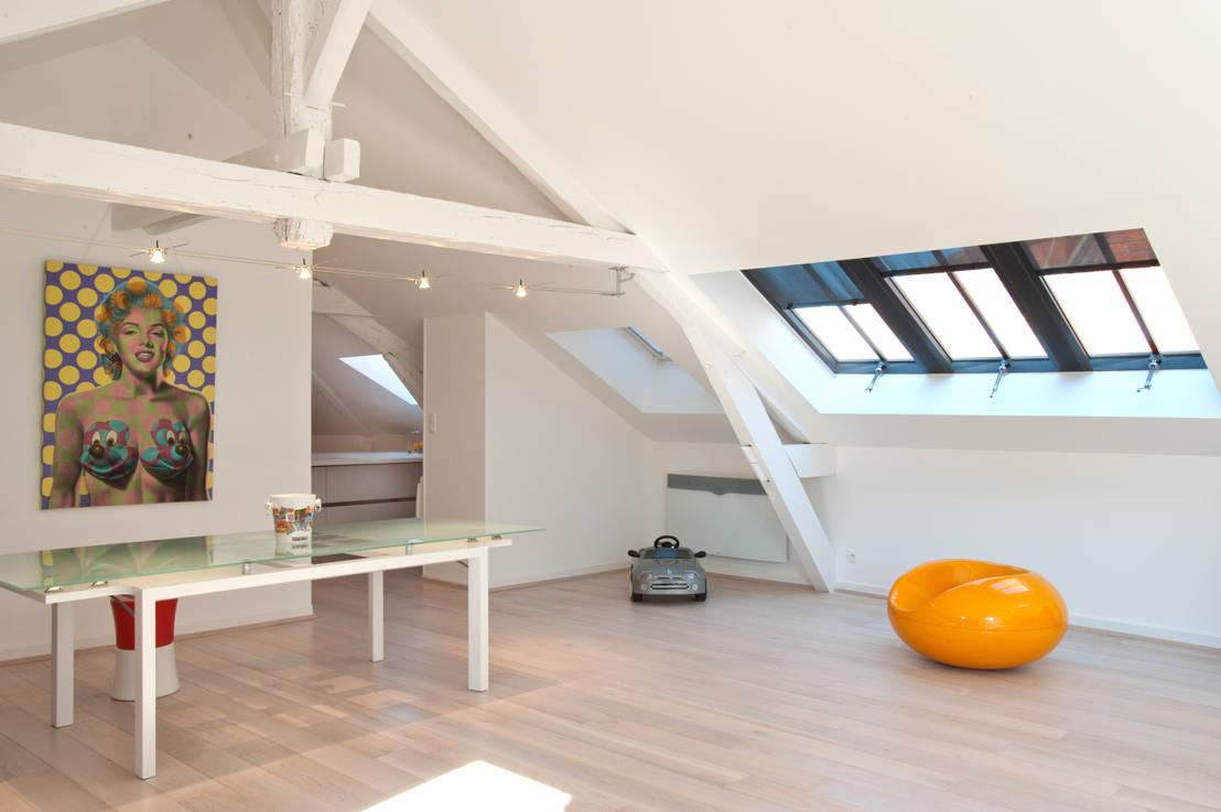 Uno stupendo loft che vorresti ad occhi chiusi for Foto di loft arredati