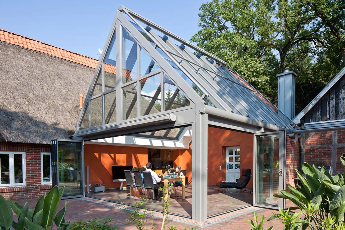 friedrich ahlers gmbh wintergartentraum homify. Black Bedroom Furniture Sets. Home Design Ideas