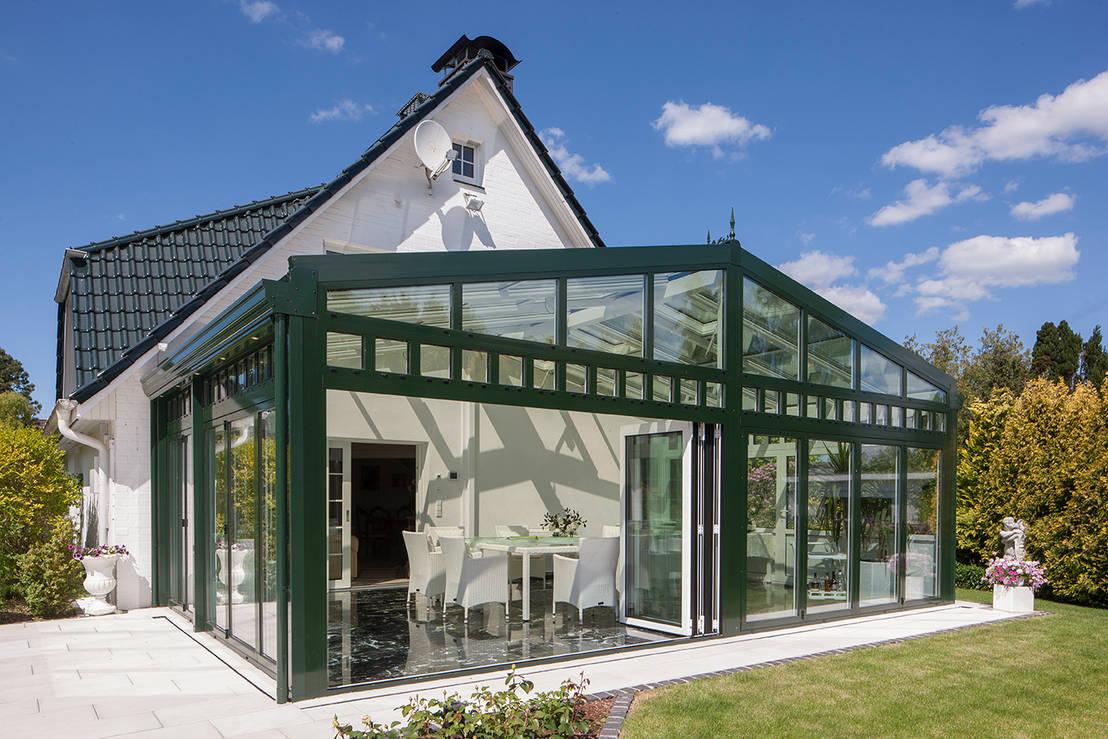 Elegant Masson Wintergarten Sammlung Von Luxuriöser Mit Dimmbaren Glas Von Masson-wawer Gmbh