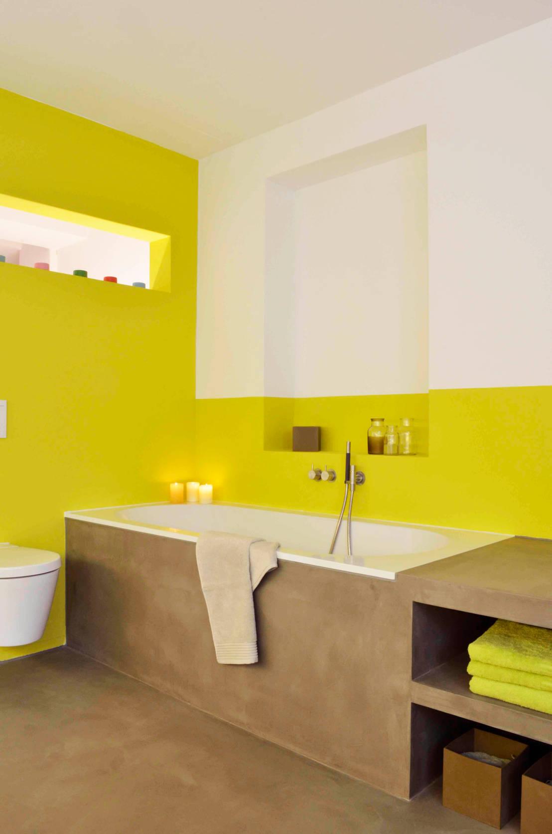 Bad Im Altbau Von Honeyandspice Innenarchitektur Design