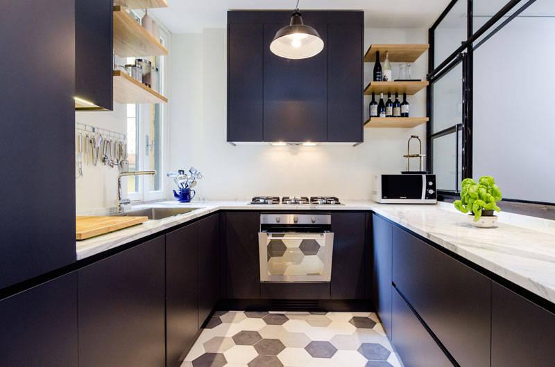 12 cocinas en forma de u la mejor forma de ganar espacio - Cocinas en forma de u ...