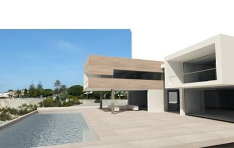 Casa cabo roig de alicante arquitectura y urbanismo slp - Alicante urbanismo ...