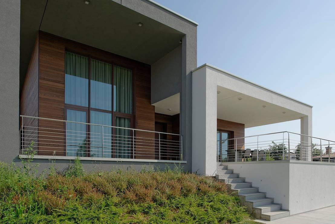 Residenza privata por m a d menzo architettura design homify for Architettura design