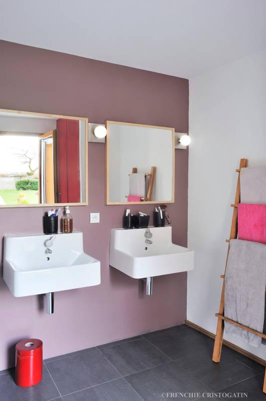 maison ossature bois de carole guyon architecte homify. Black Bedroom Furniture Sets. Home Design Ideas