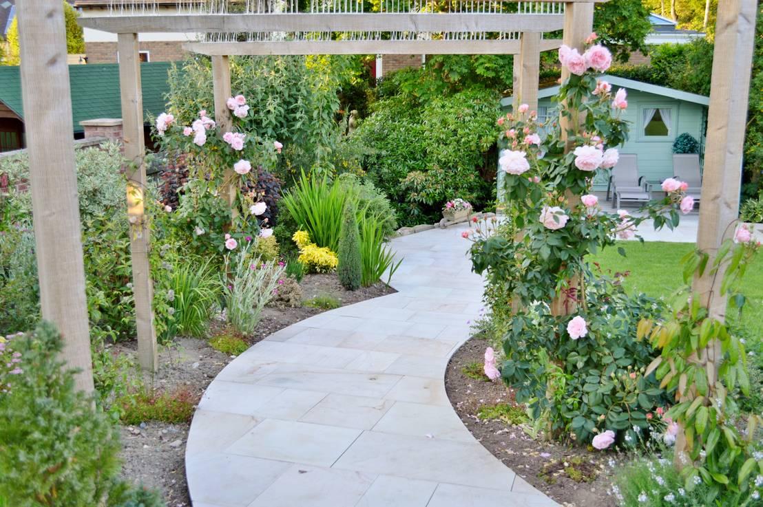 14 astuces pour avoir un beau jardin la port e des for Avoir un beau jardin