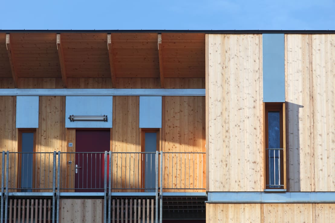 42 logements aurillac de atelier architecture homify for De atelier architects