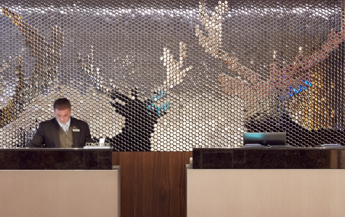 Sheraton Hotel By Giles Miller Studio Homify