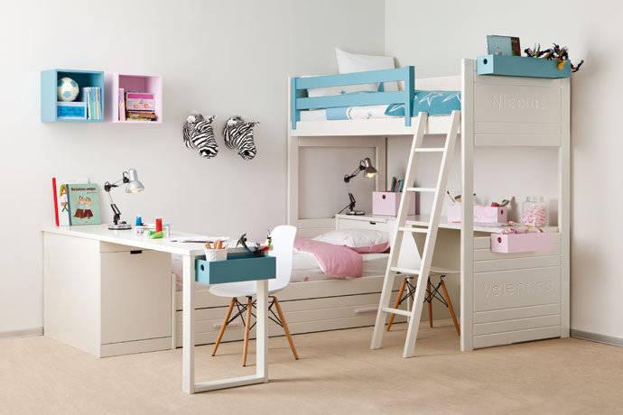 Ideas frescas para dormitorios juveniles - Ideas dormitorios juveniles ...