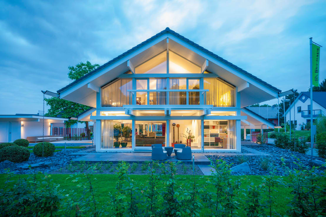 Huf Haus Hartenfels huf haus by huf haus gmbh u co kg homify