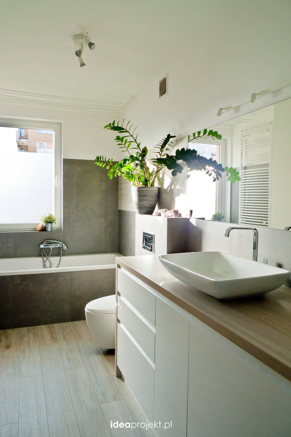 betonowo von idea projekt homify. Black Bedroom Furniture Sets. Home Design Ideas