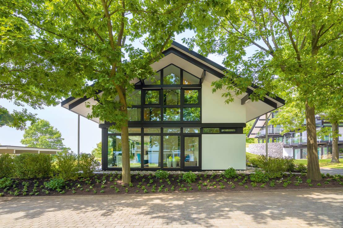 odebrane kup sprzedaż Całkiem nowy HUF Haus MODUM 7:10 von HUF HAUS GmbH u. Co. KG | homify